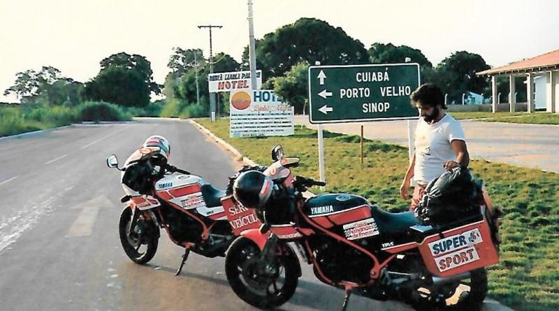aventura osmar bargas rd350