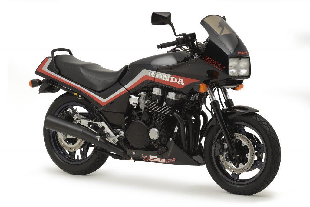 CBX 750F 1986 black