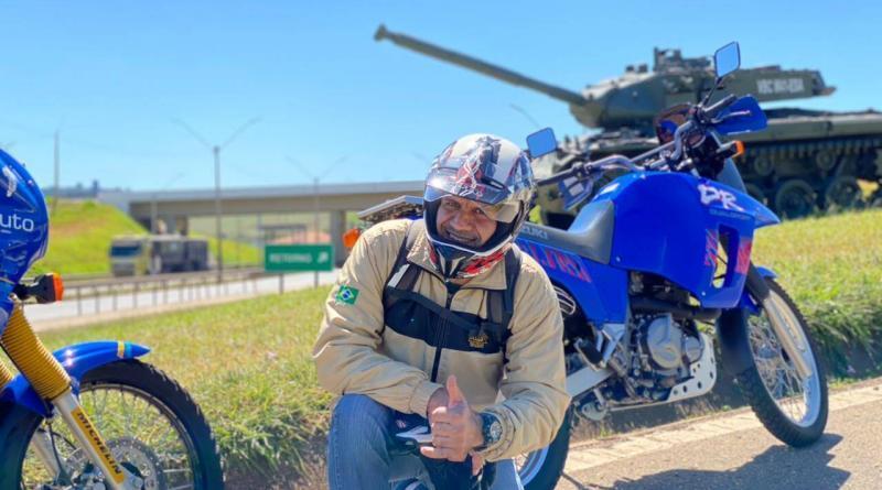 dr800s tanque de guerra xtz750