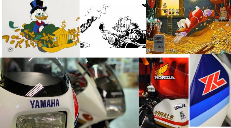 aumento de preços das motocicletas antigas