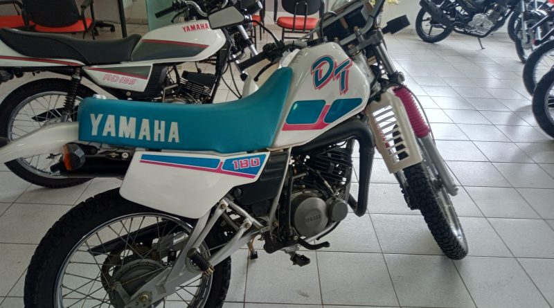 yamaha dt180z