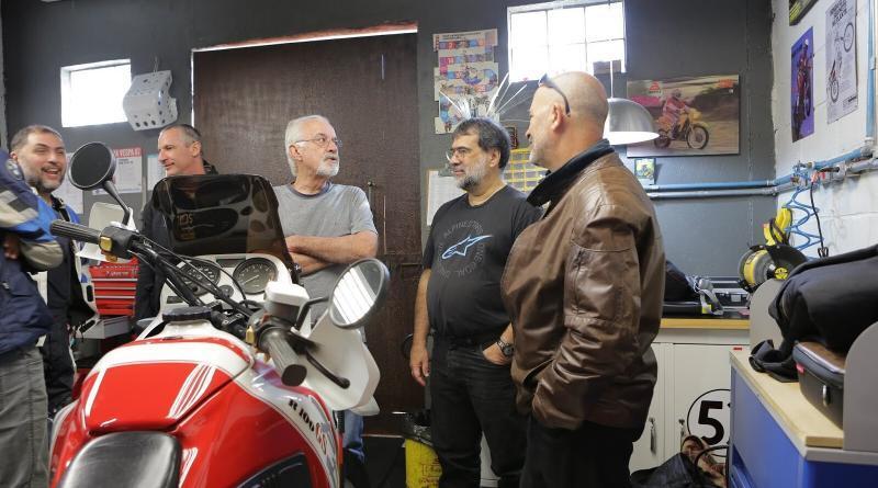 motos classicas 80